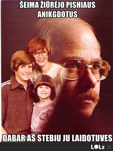 didžiausia šeimos galvos košmaras