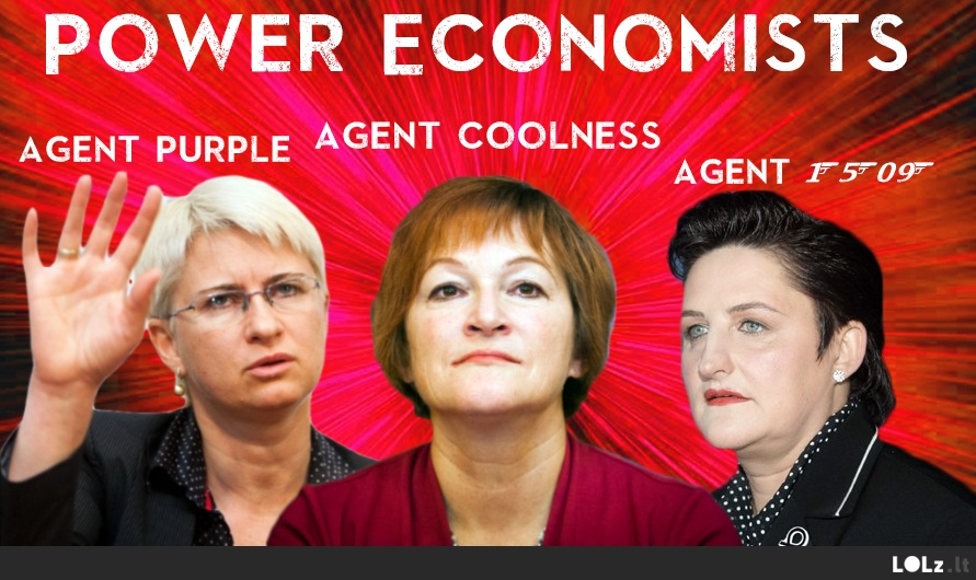 Power Economists